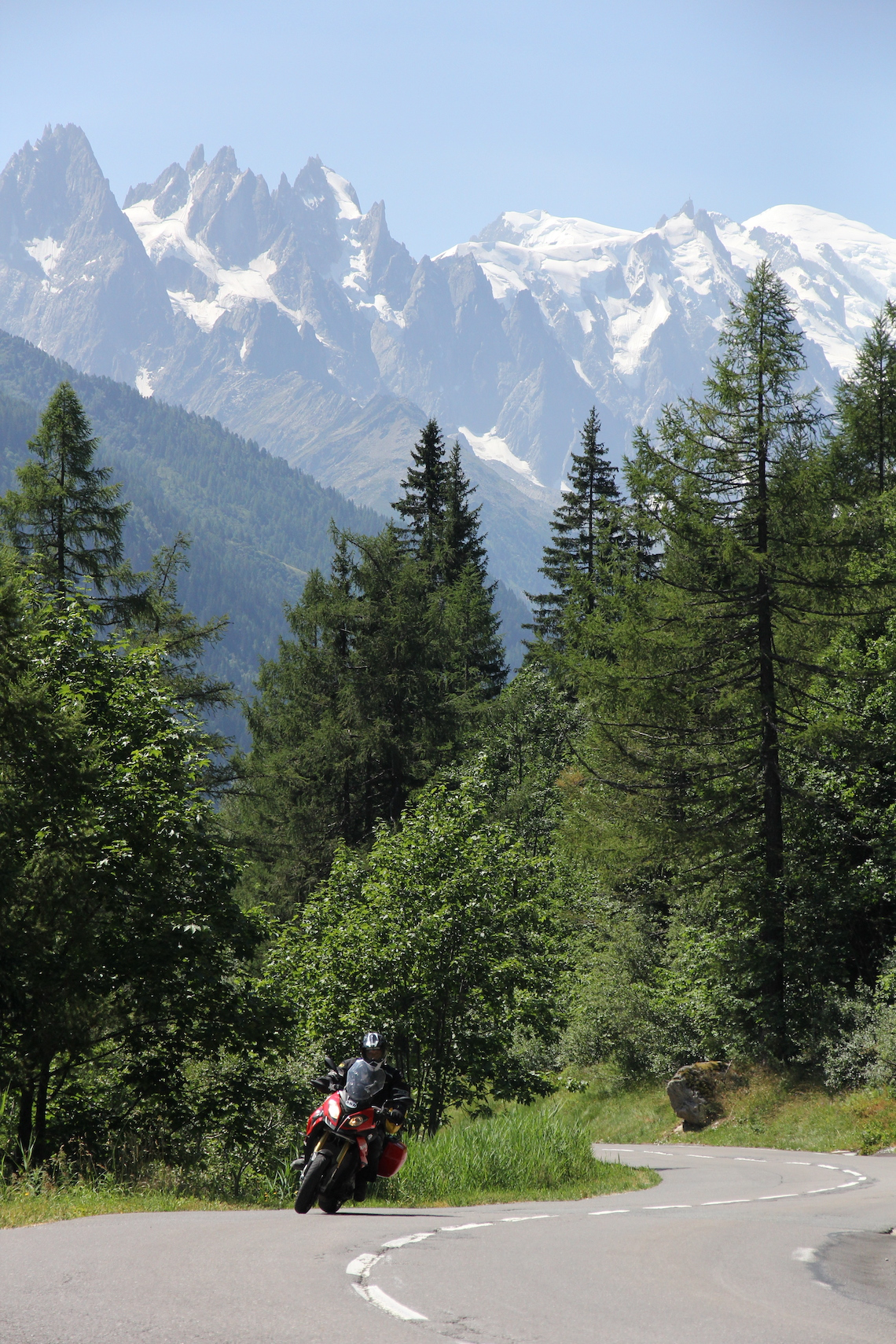 Great European Rides: France and Switzerland