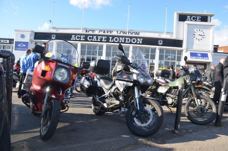 Ace London Cafe
