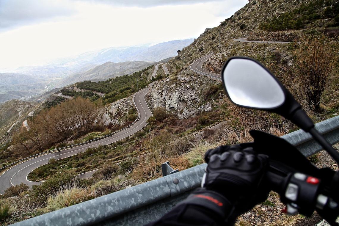 no shortage of fantastic roads