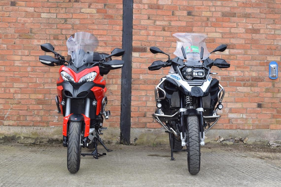 Upright Sportsbike