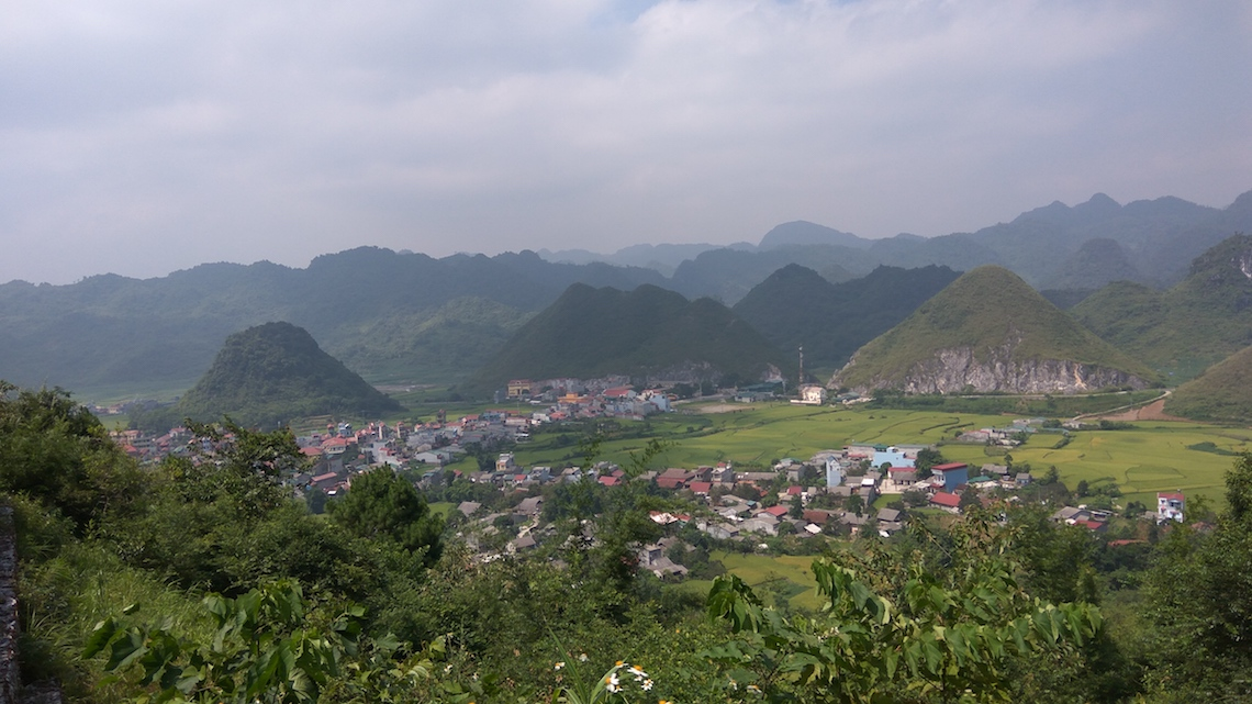 Epic views near the Chinese boarder