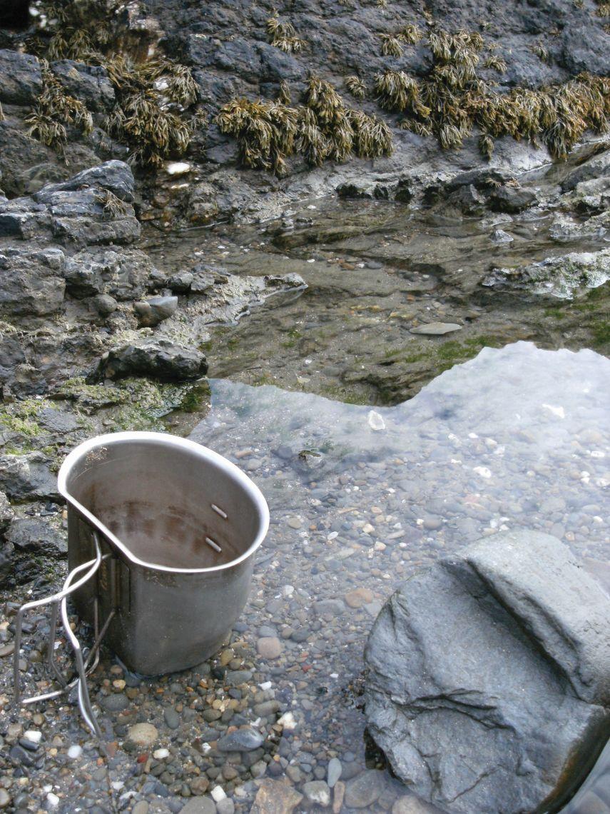 1 rockpool water source