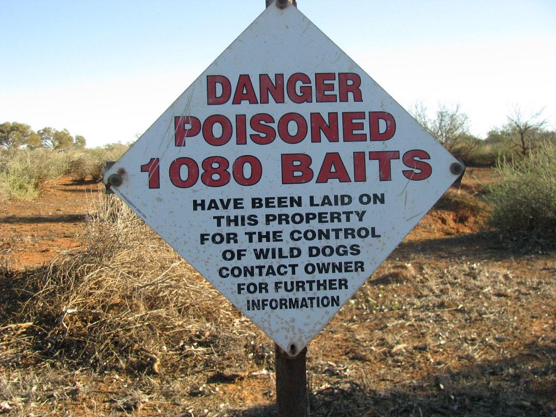 73 Beware near Murchison Staion
