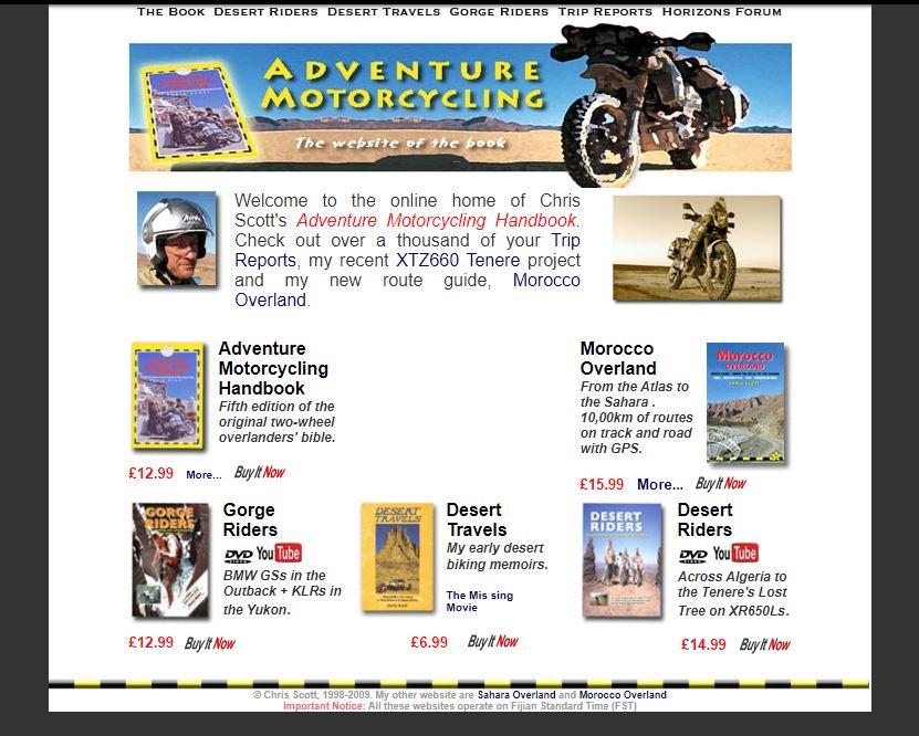 Adventure-Motorcycling.com