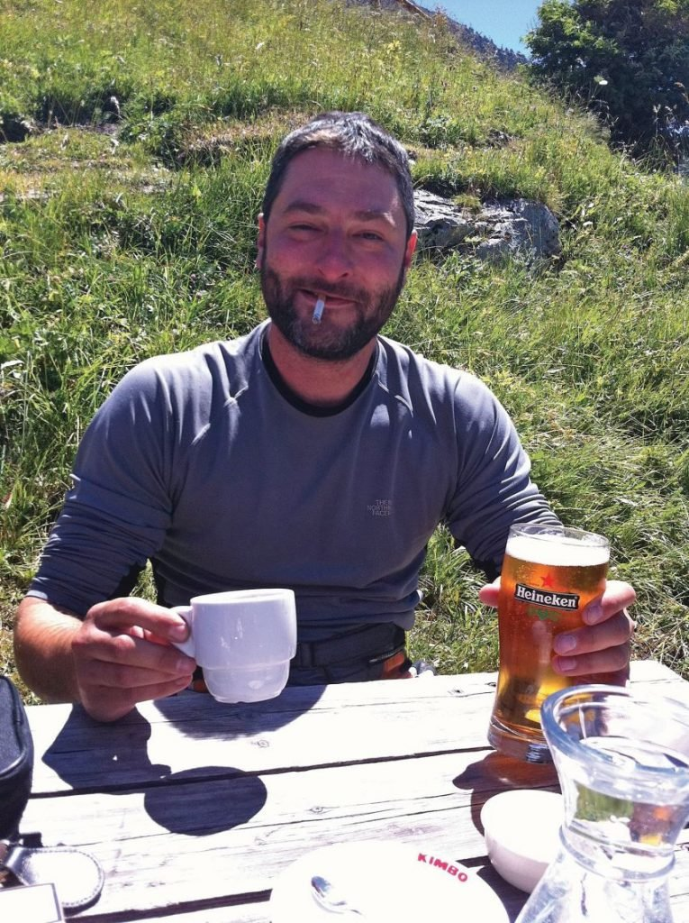 Coffee or beer Aidy