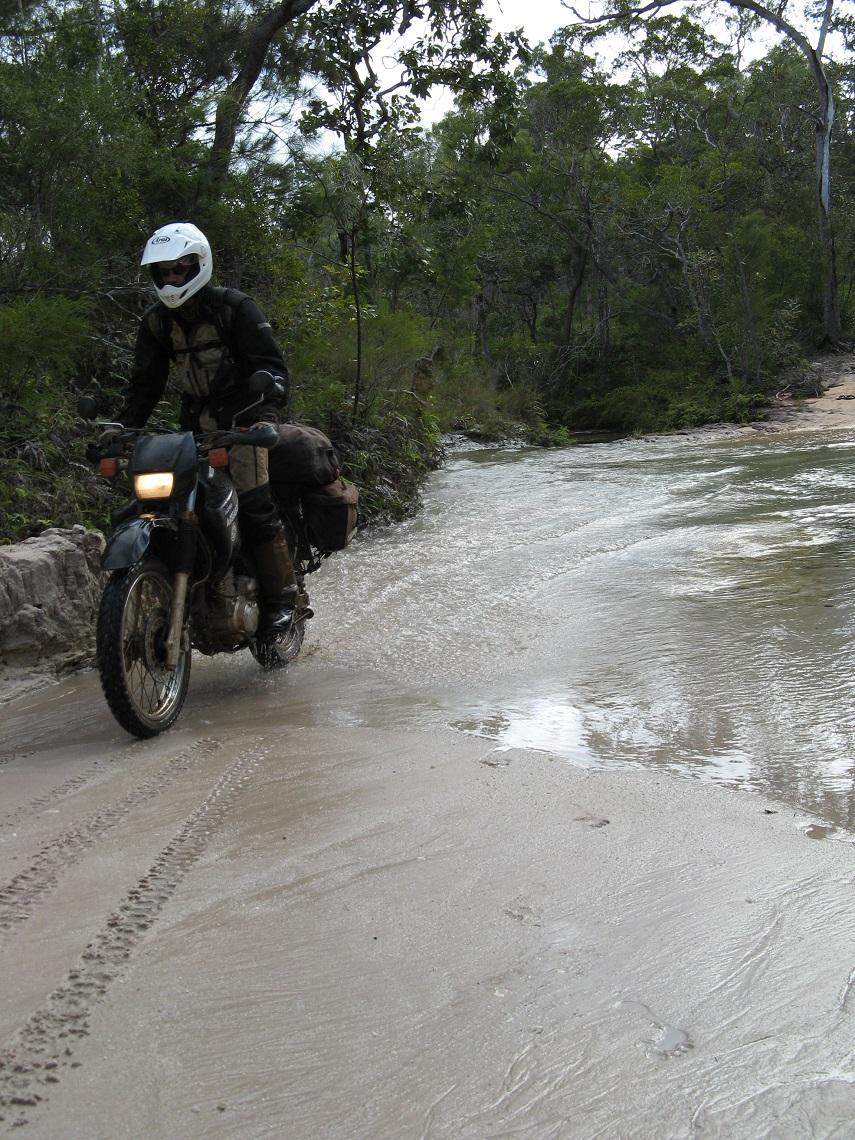Creek crossings on the Telegraph Track (5)