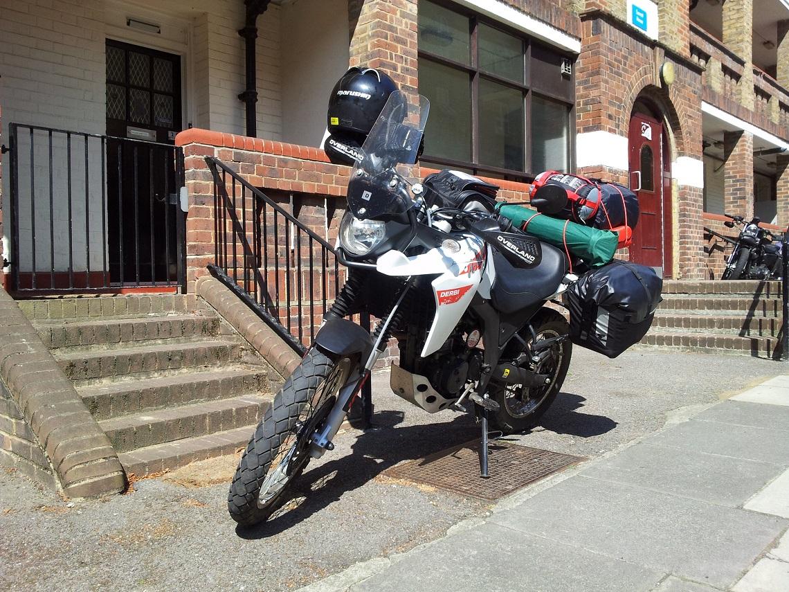 Derbi Terra Adventure 125cc