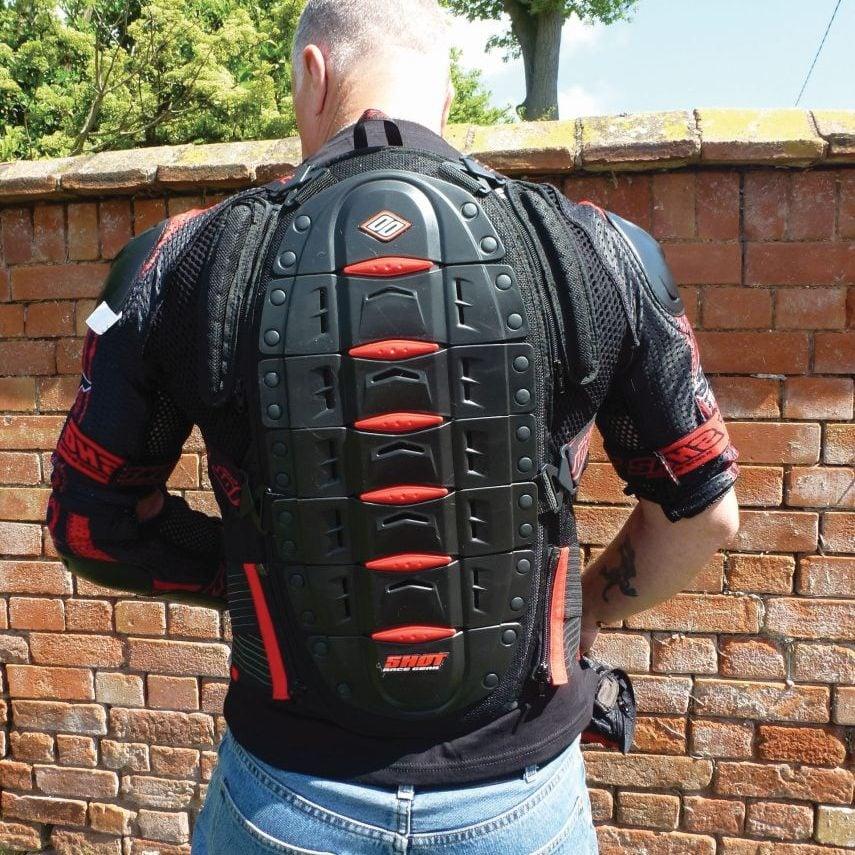 Detachable back plate