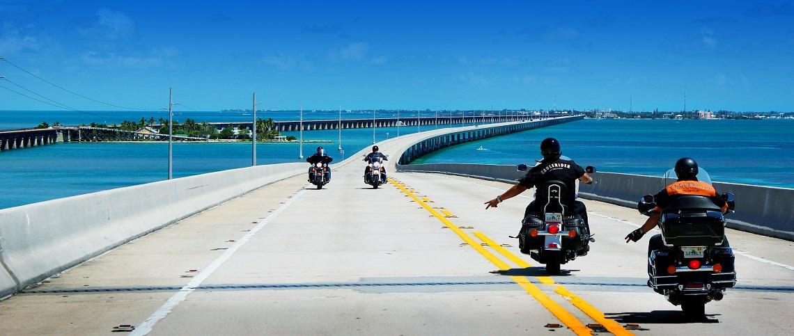 Eagle Rider bridge