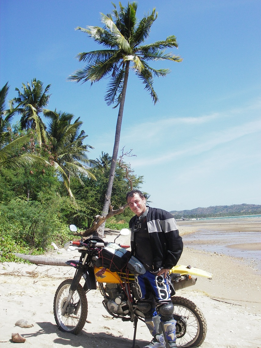 HC Travel Philippines - Rick, your guide, tough job