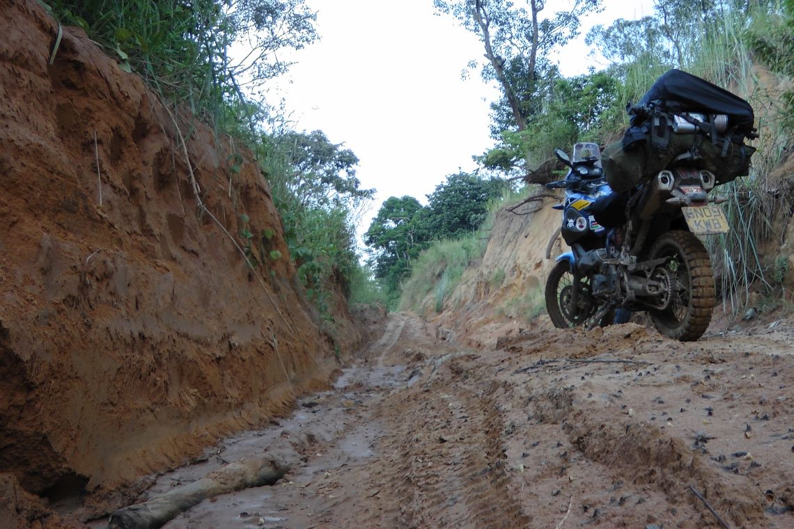 Hard Going in DRC
