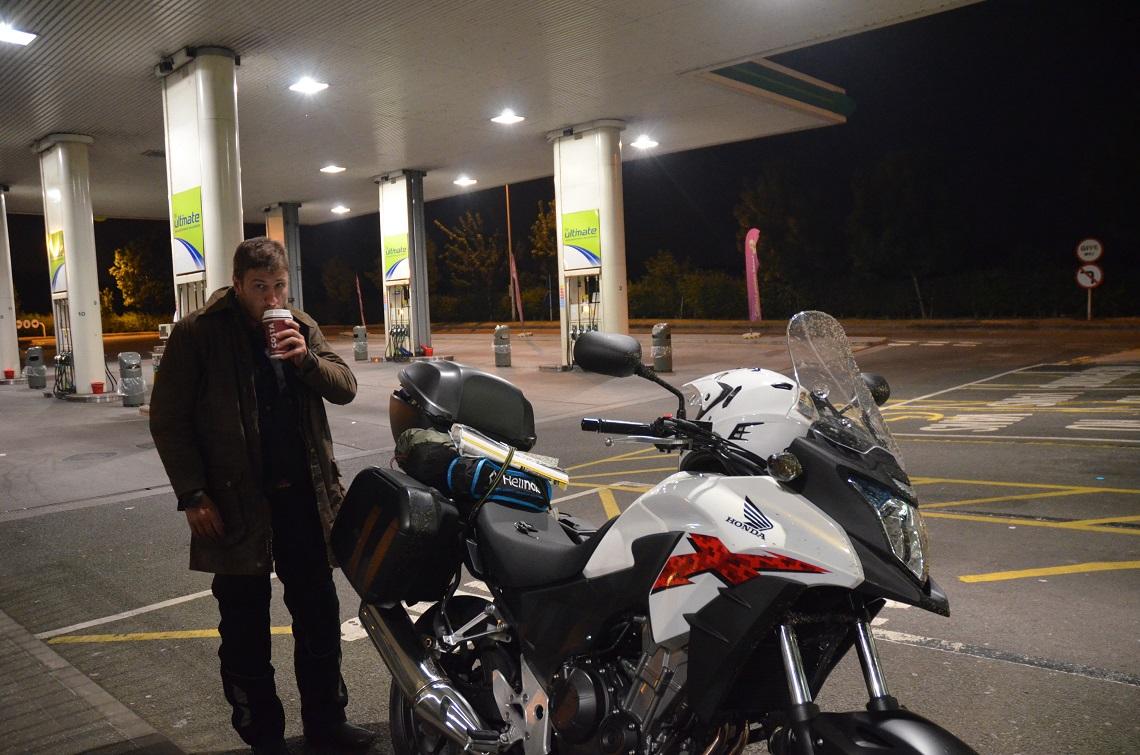 Late night fuel