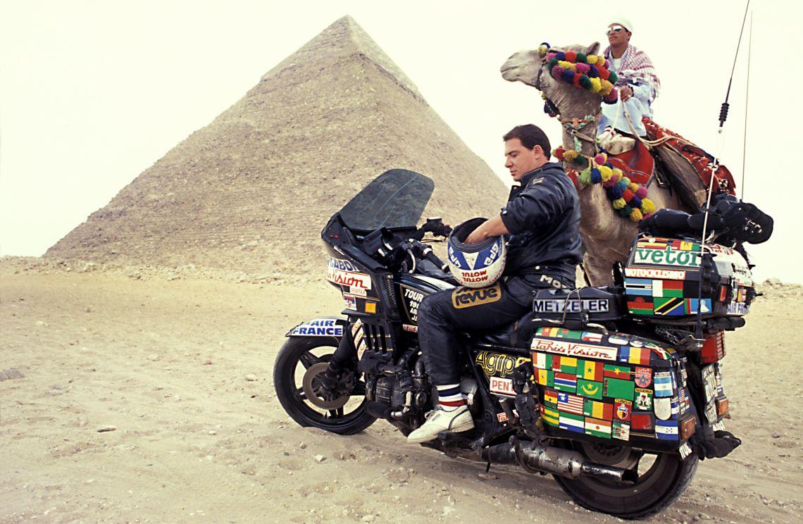 Egypt Keops Pyramid