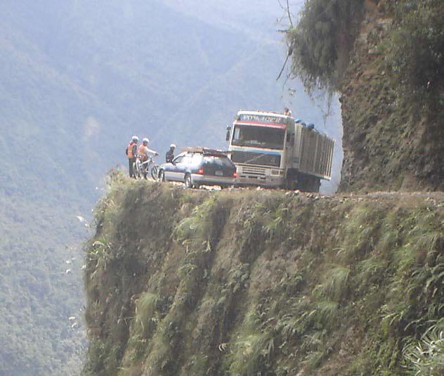 Most Dangerous Road
