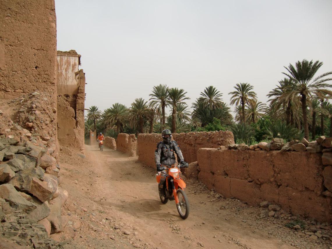 Ride the Kasbah