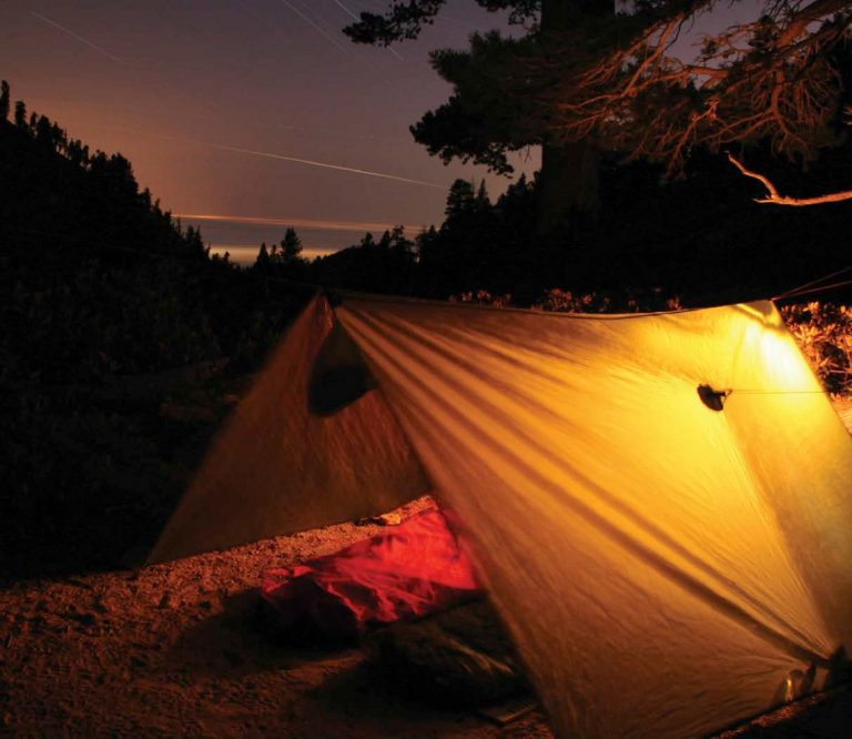 Sleeping Bags feature