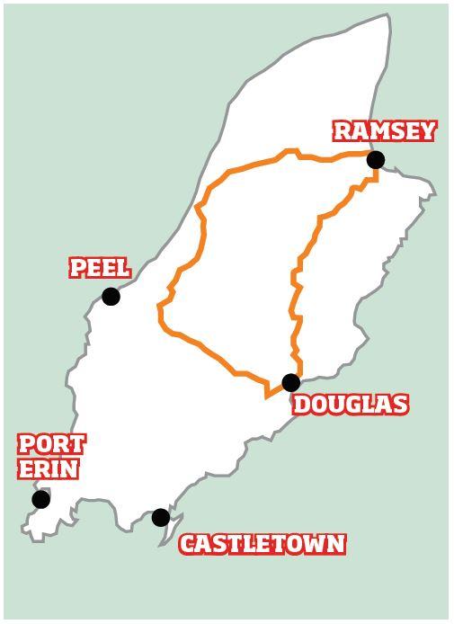 Snaefell Mountain Racecourse