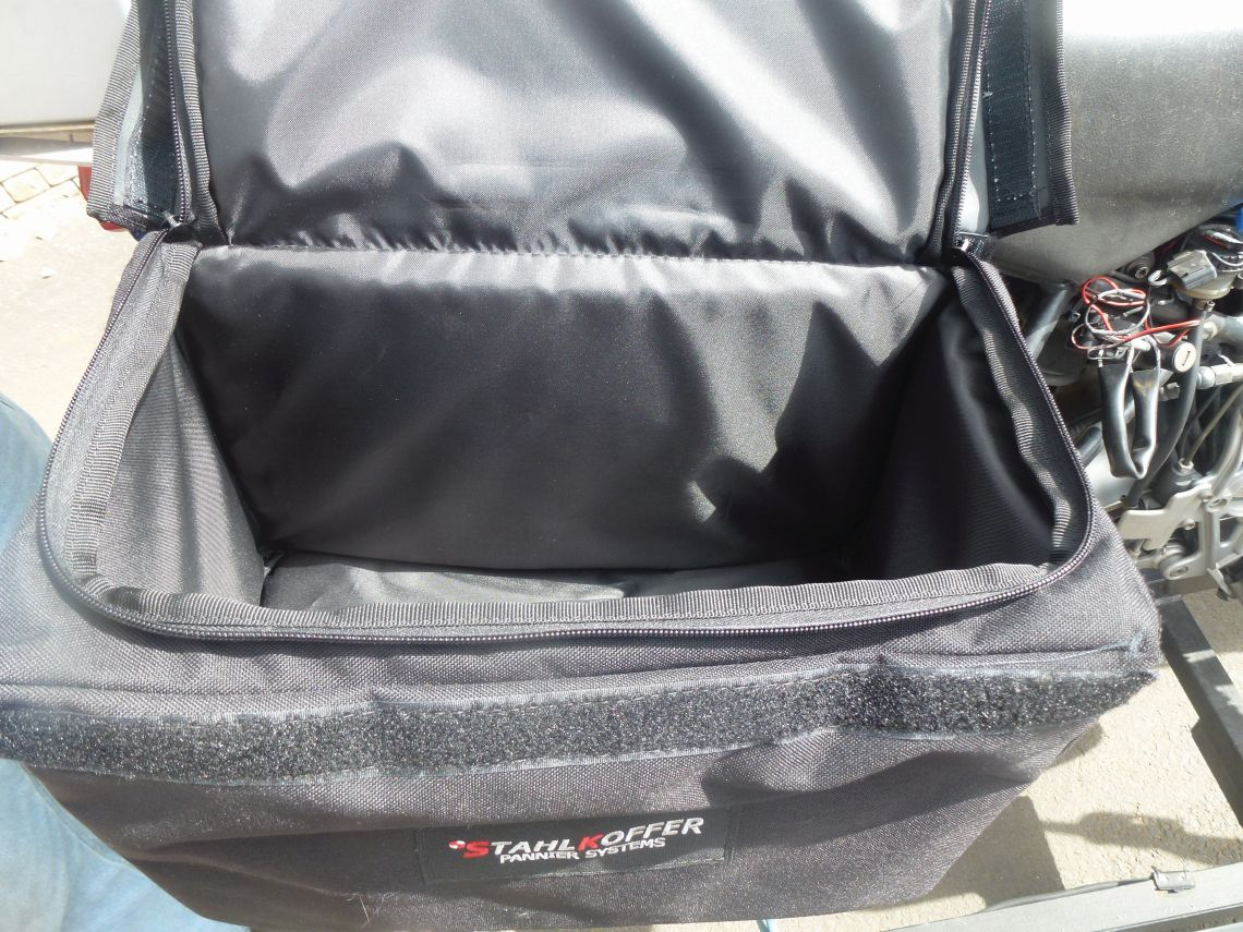 Stahlkoffer Soft luggage System (2)