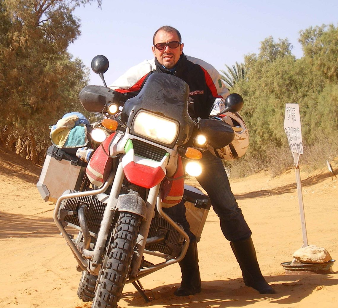 Tunisia-BMW-R1100GS