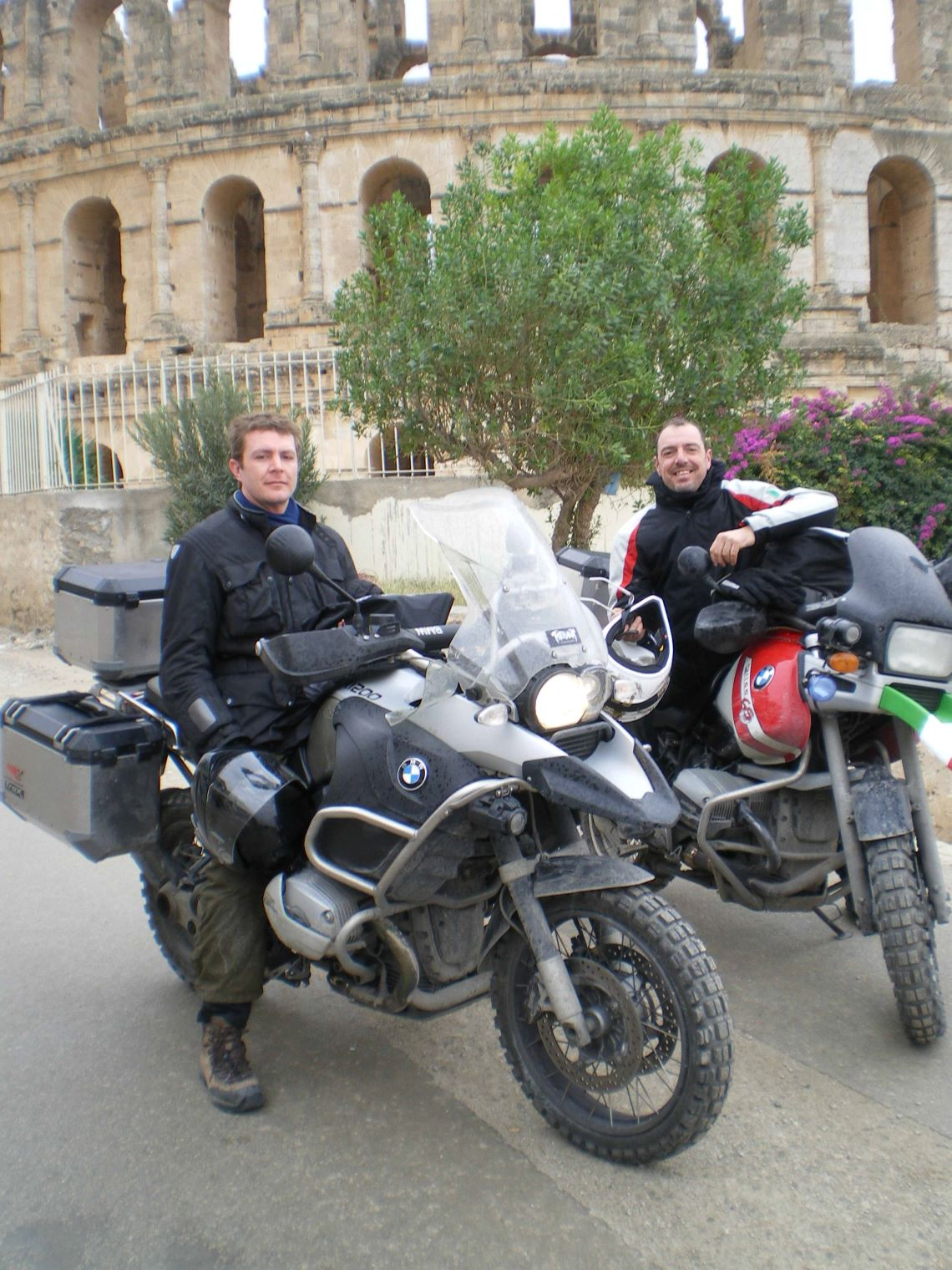 Tunisia-Outside-The-Colosseum