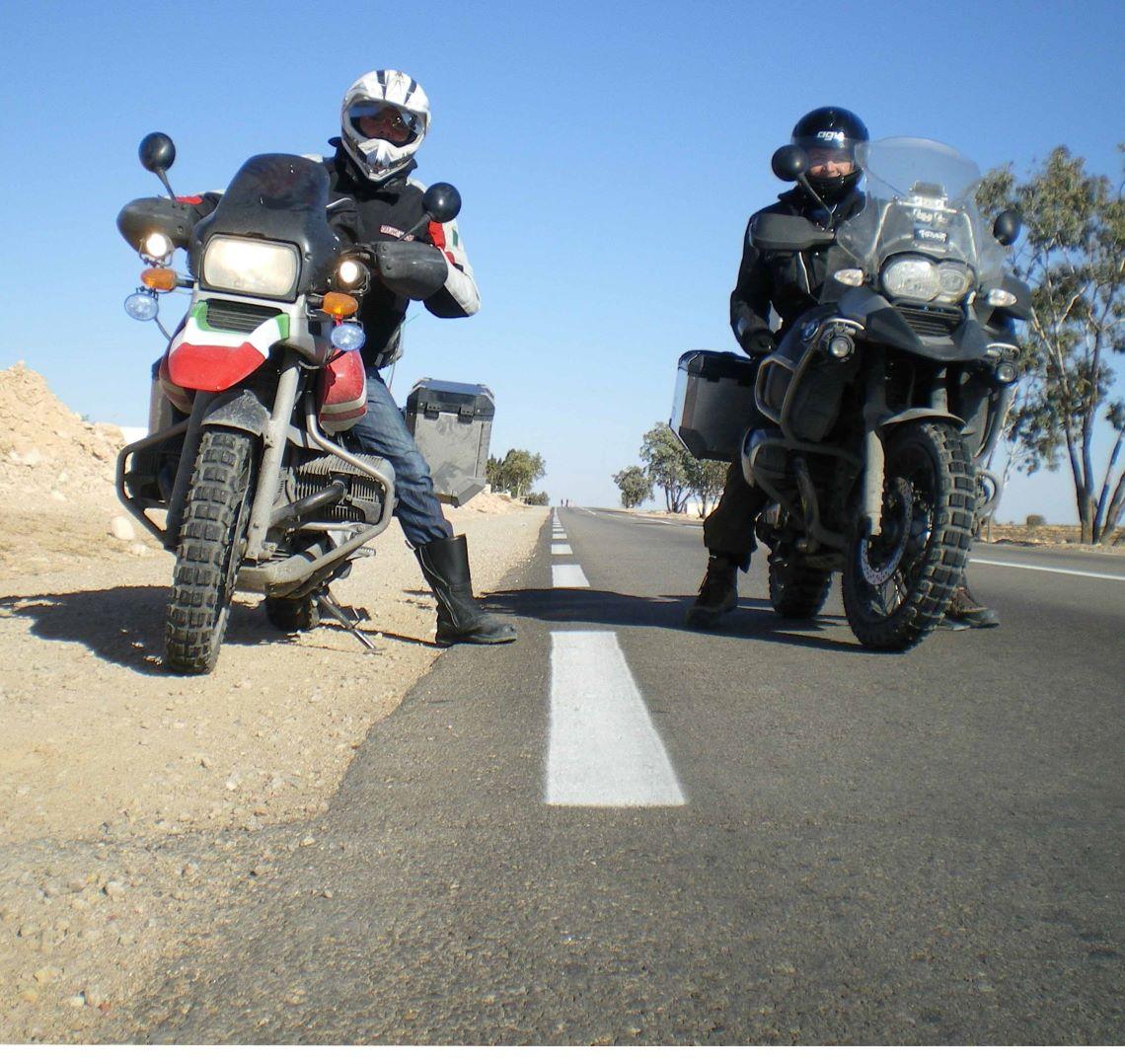 Tunisia-riding-roads