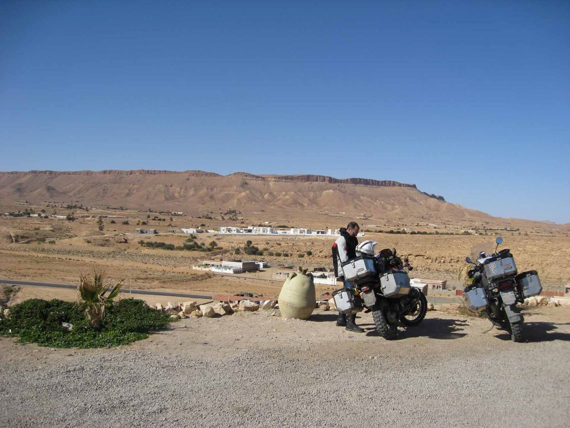 Tunisia-riding-scenery