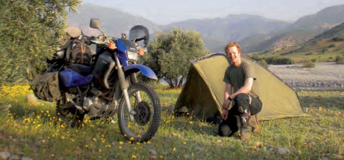 morocco-camping