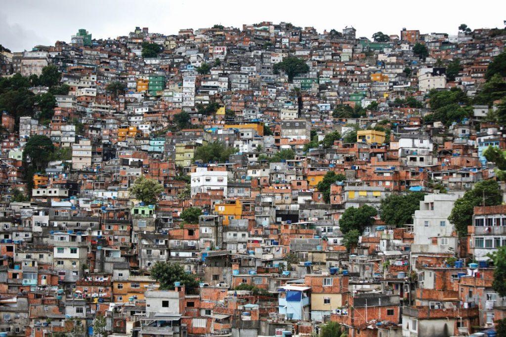 the-favelas-of-Brazil