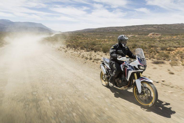 HondaCRF1000L AfricaTwin
