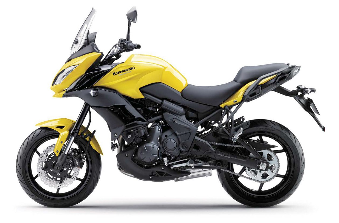 It's an attractive bike