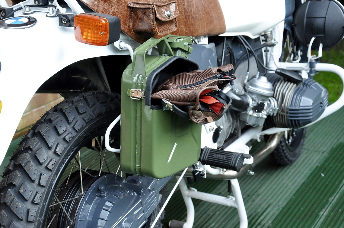 Jerry Can panniers