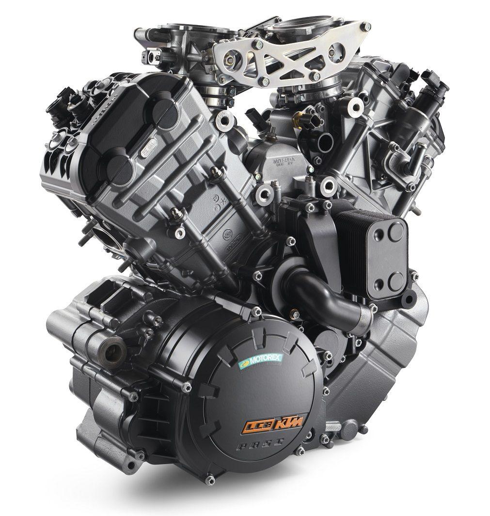 LC8 engine