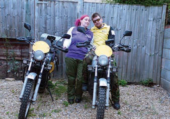 Liz and Matt