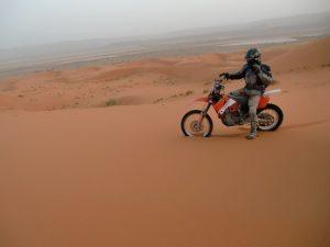 Morocco-sand