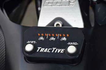 Semi-active controls