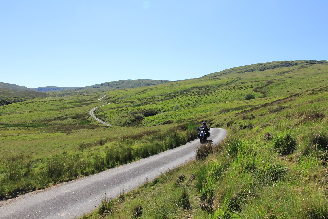 from lake vyrnwy to hellfire pass