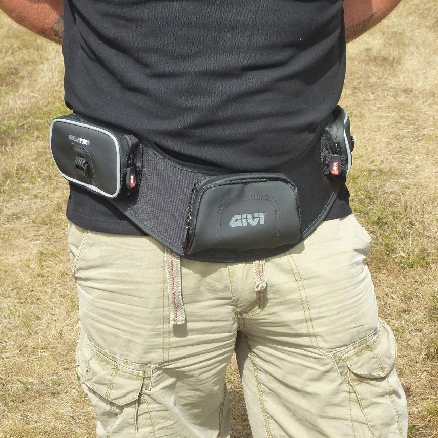 givi removable pocket belt