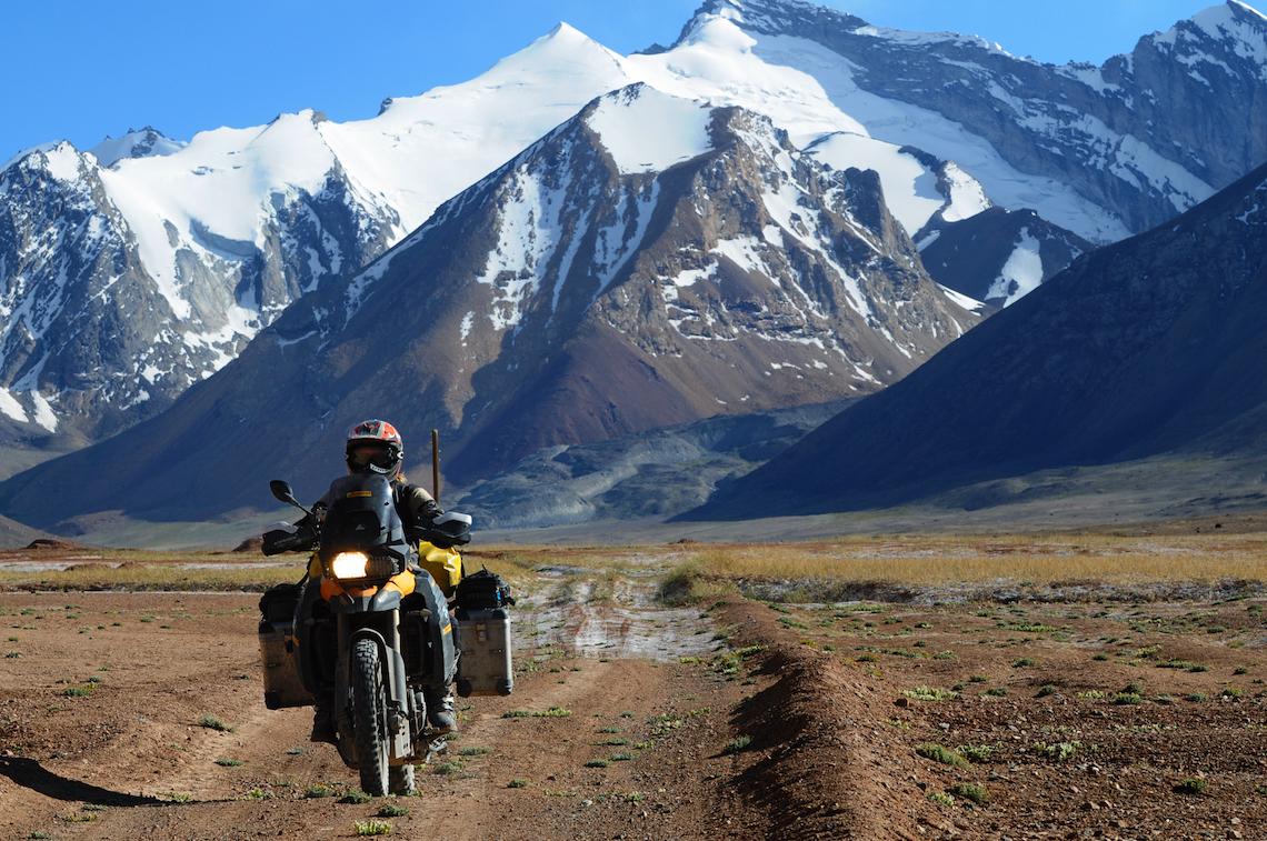 The Pamir Highway