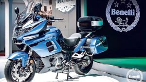 Revealed: Benelli 1200GT, but will we see it in the UK?