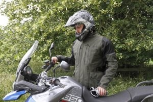 First look: Triumph's new adventure motorcycling jackets
