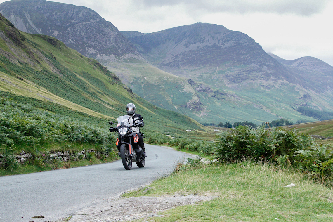 motorcycling route northern england